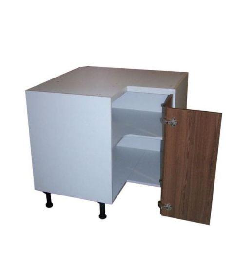 Szafka narożna stojąca 9×9 szafki dolne  WoodPol -> Szafka Narożna Kuchenna Dolna